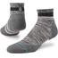 Stance M's Uncommon Solids Qtr Socks Charcoal